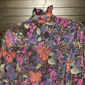 Helen fabricant vintage blouse